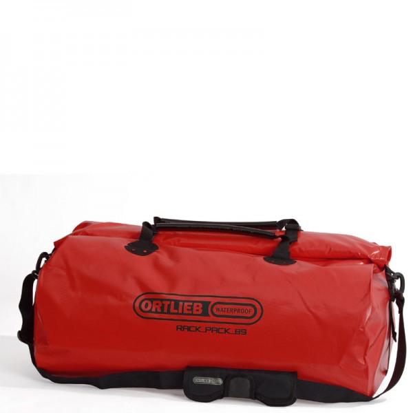 Ortlieb Rackpack rood