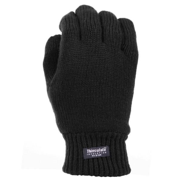 Fostex Thinsulate Handschoen Zwart