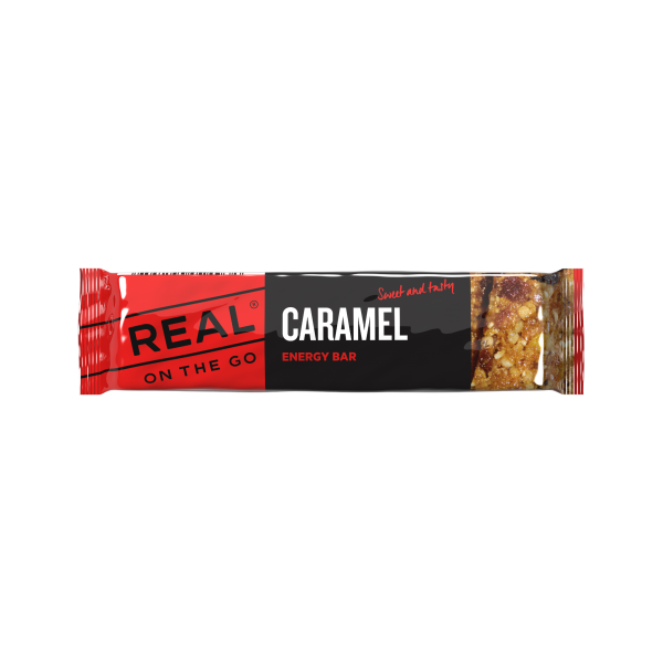 Real Caramel Energie Bar