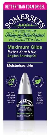 Somersets Sensitive Shaving Oil Scheerolie