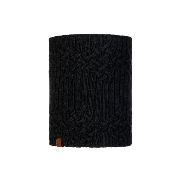 Buff Knitted & Polar Neckwarmer Newhelle Graphite