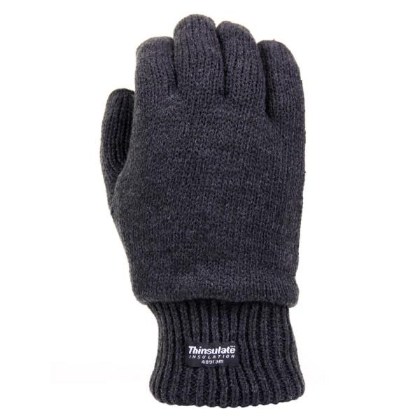 Fostex Handschoen Gebreid Thinsulate Antraciet