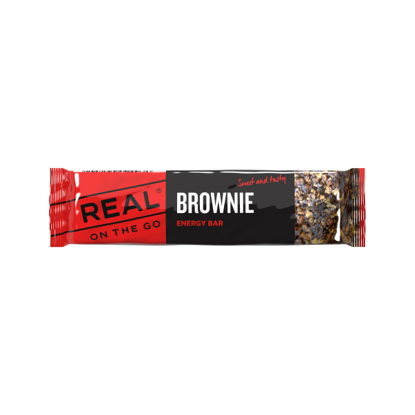 Real Brownie Energie Bar