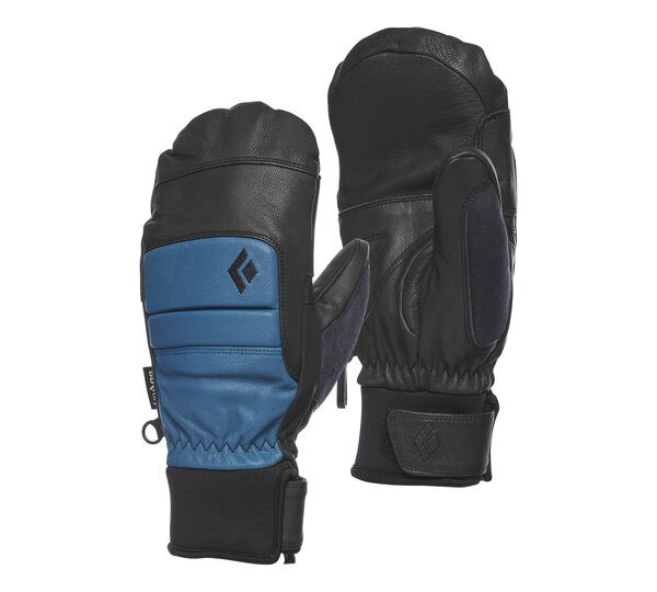 Black Diamond Spark Mitts Wanten Blauw