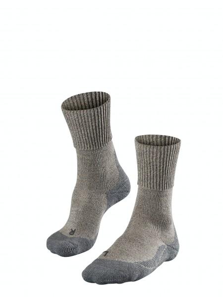 Falke TK1 Wool Dames grijs
