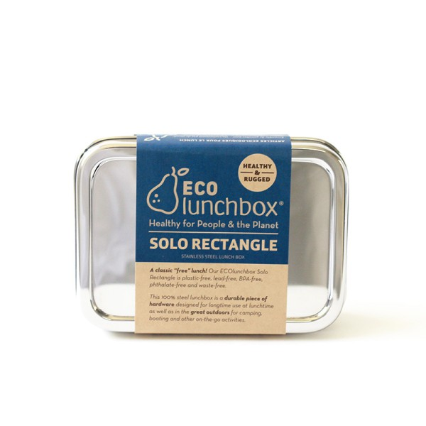 Ecolunchbox Solo Rectangle