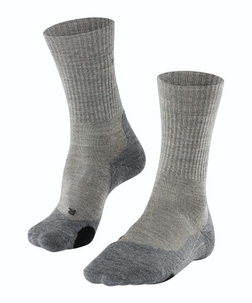 Falke TK2 Wool Dames grijs