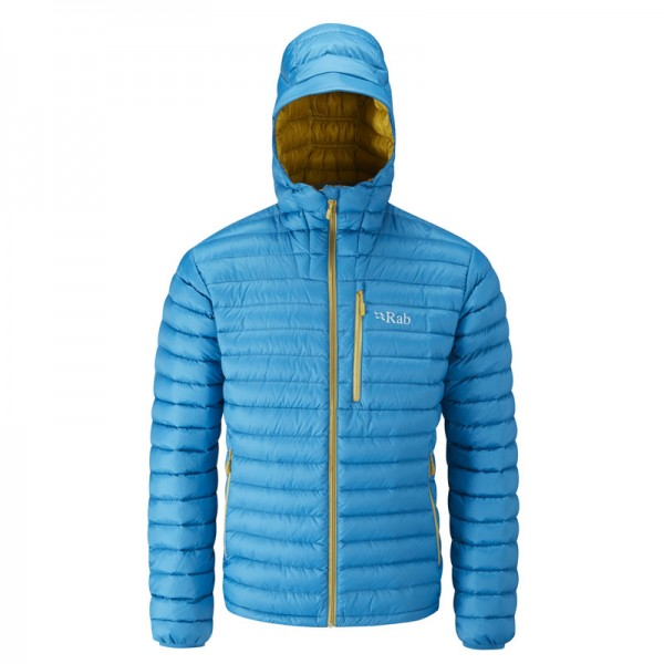 Rab Microlight Alpine Jacket blauw