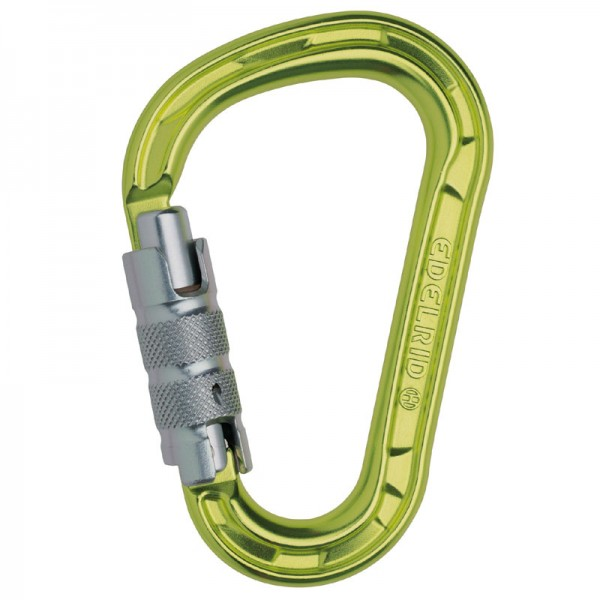 Edelrid twist triple lock