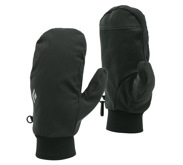 Black Diamond Midweight Softshell Mitts Wanten
