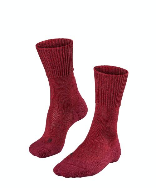 Falke TK1 Wool Dames rood