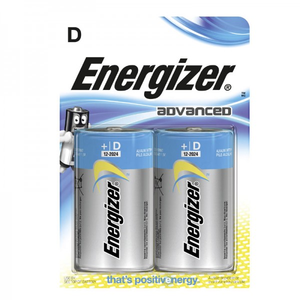 Energizer Advanced Batterij