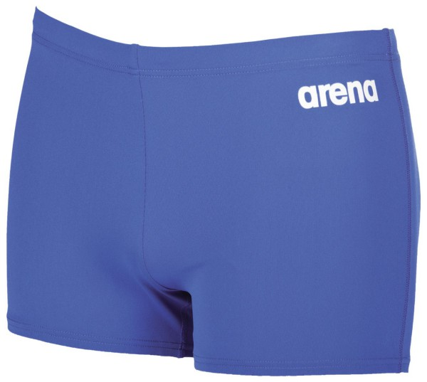 Arena Solid Short Zwembroek Royal