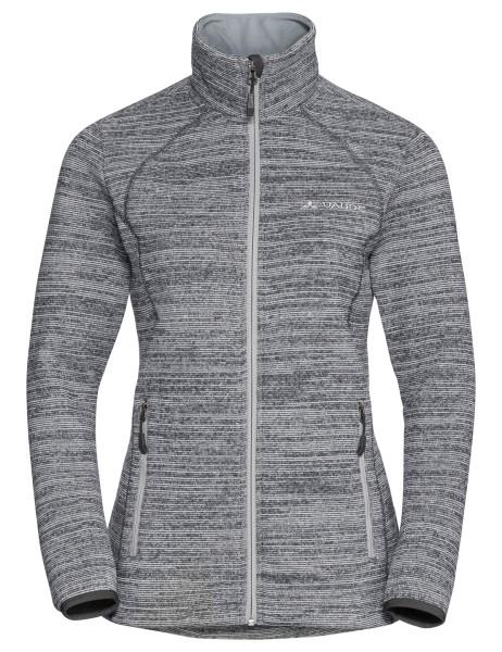 Vaude Rienza Jacket Women grey